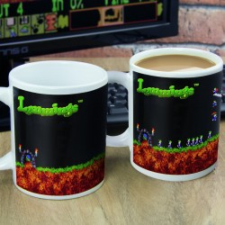 Mug termosensibile Lemmings