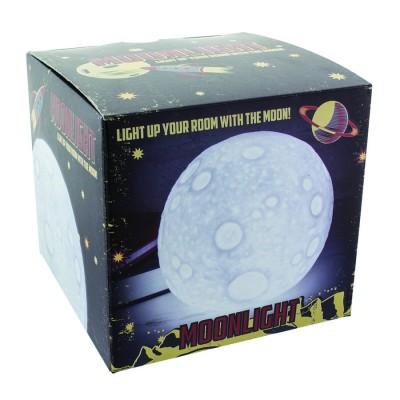 Luna luminosa