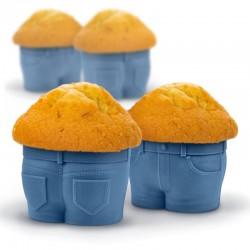 Jeans per Muffin (set da 4)