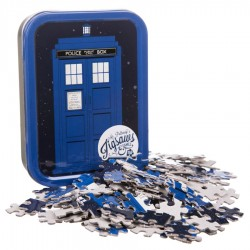 Mini Puzzle Doctor Who