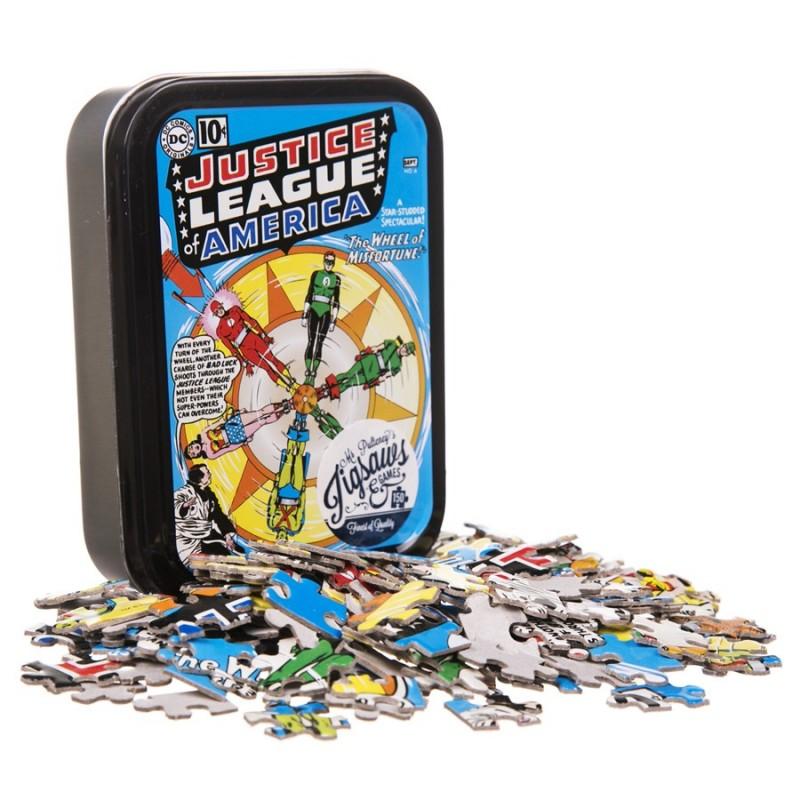 Mini Puzzle Justice League