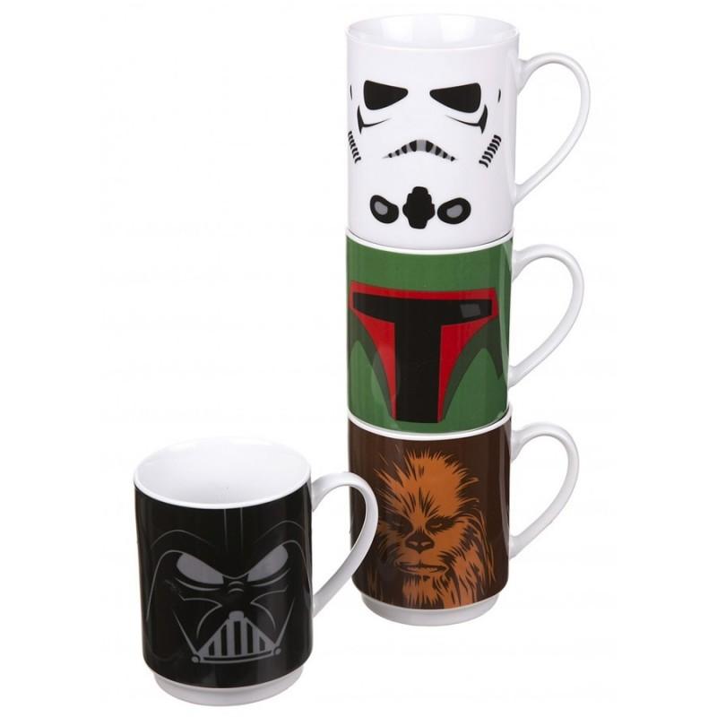 Torre di Mug Star Wars