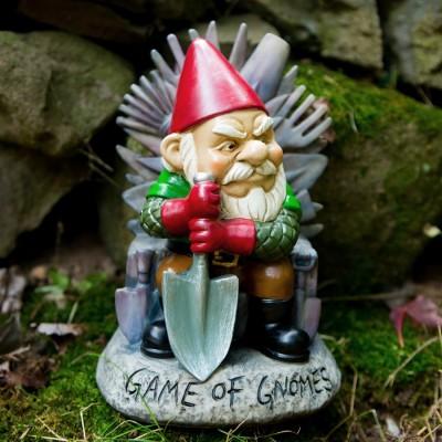 Nano da giardino Game of Thrones