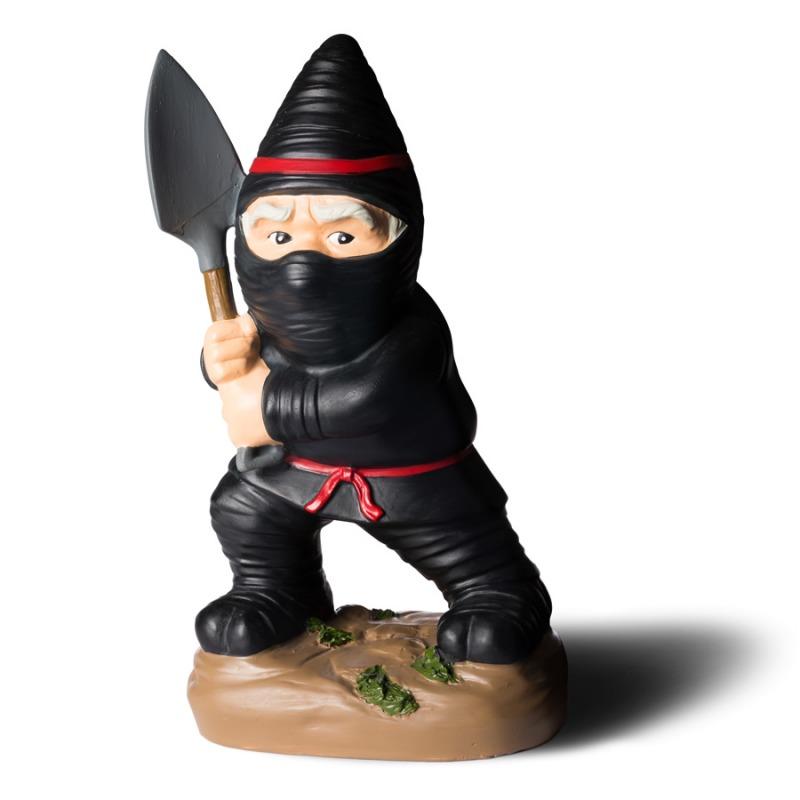 Nano da giardino ninja dottorgadget - Pino nano da giardino ...