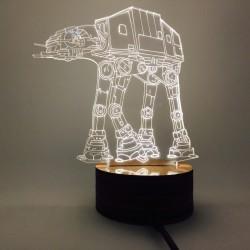 Light Art 3D - AT-AT