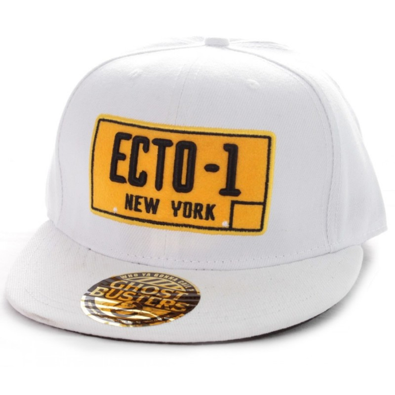 Cappellino Ecto-1 Ghostbusters