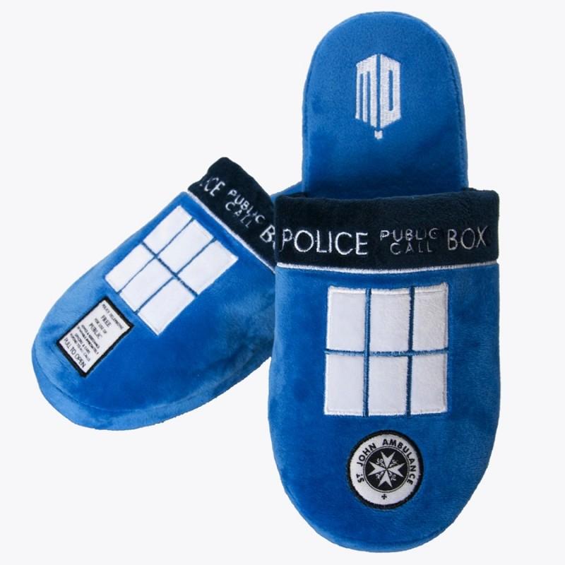 Ciabatte TARDIS