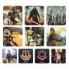 Sottobicchieri 3D Star Wars