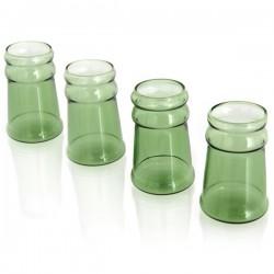 Bicchierini a collo di bottiglia