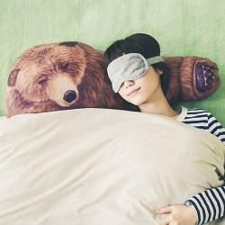 Cuscino Orso