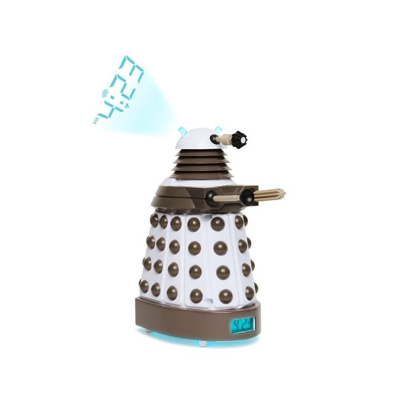 Sveglia Dalek con proiettore