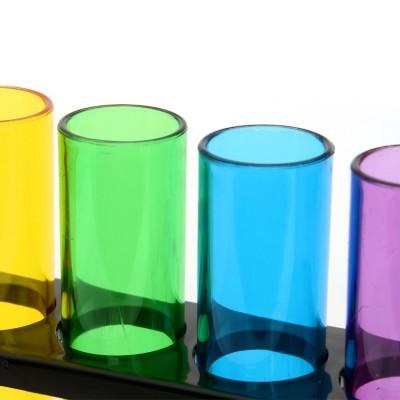 Bicchierini provette da laboratorio