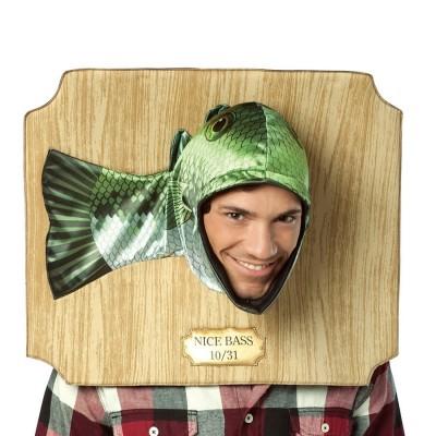 Costume Pesce canterino