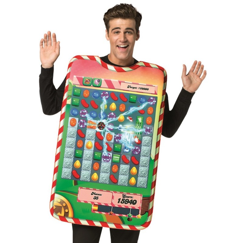 Costume Candy Crush