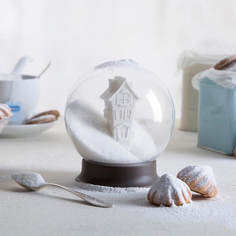 Zuccheriera - Sfera di neve