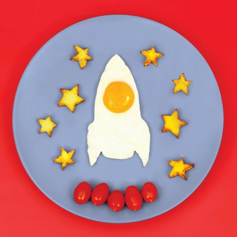 Stampo per uova – Rocket