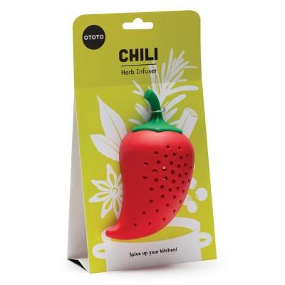 Infusore per aromi peperoncino
