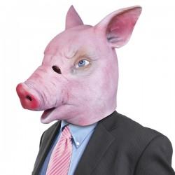 Maschera da maiale