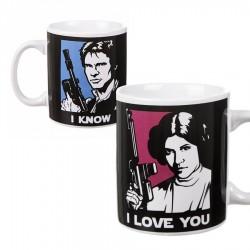 Mug I Love You - I Know