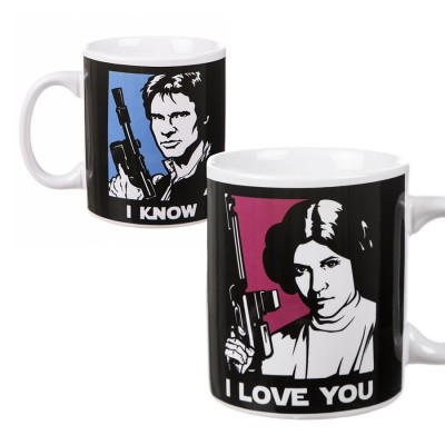 Mug I Love You - I Know