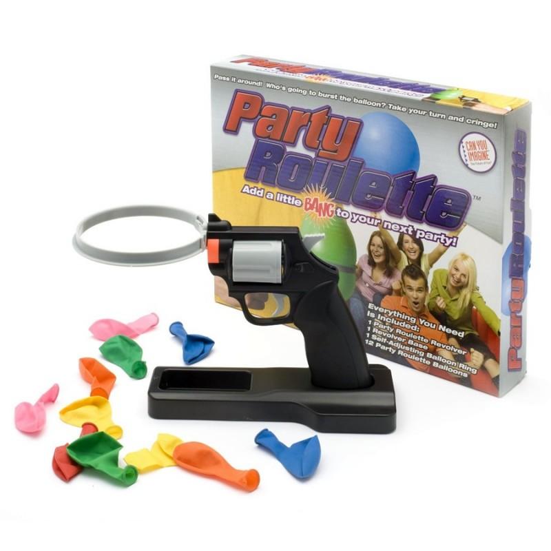 Party Roulette