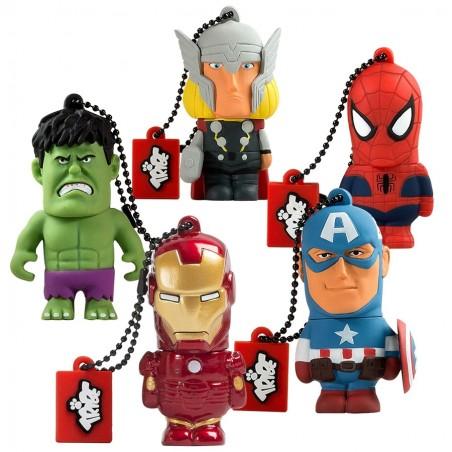 Chiavette USB Avengers (16GB)