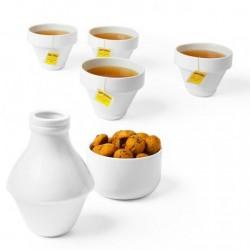 Set da tè e caffè WithMilk