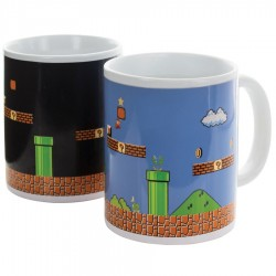 Mug termosensibile Super Mario