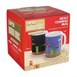 Mug termosensibile Super Mario