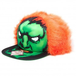 Cappellino Blanka - Street Fighter