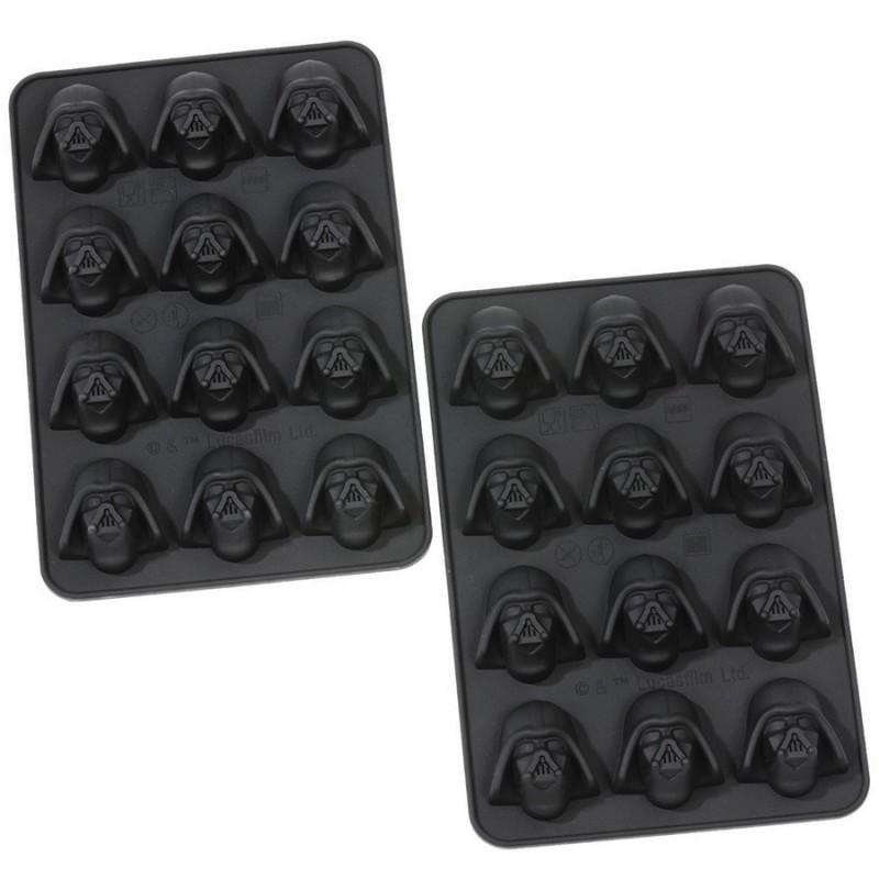 Stampi per il ghiaccio Darth Vader