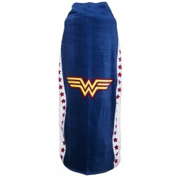 Salviettone mantello Wonder Woman