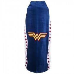 Salviettone mantello Wonder Woman