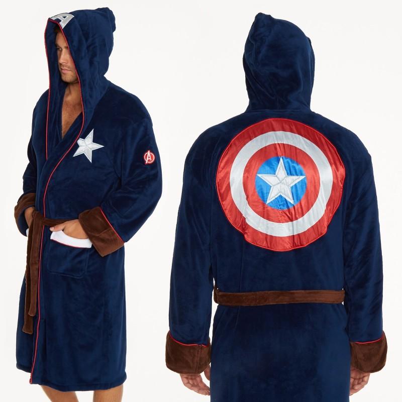 Accappatoio Capitan America
