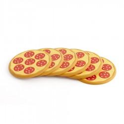 Sottobicchieri Pizza