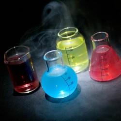 Bicchierini da laboratorio