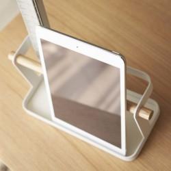 Porta tablet e telecomandi Tosca