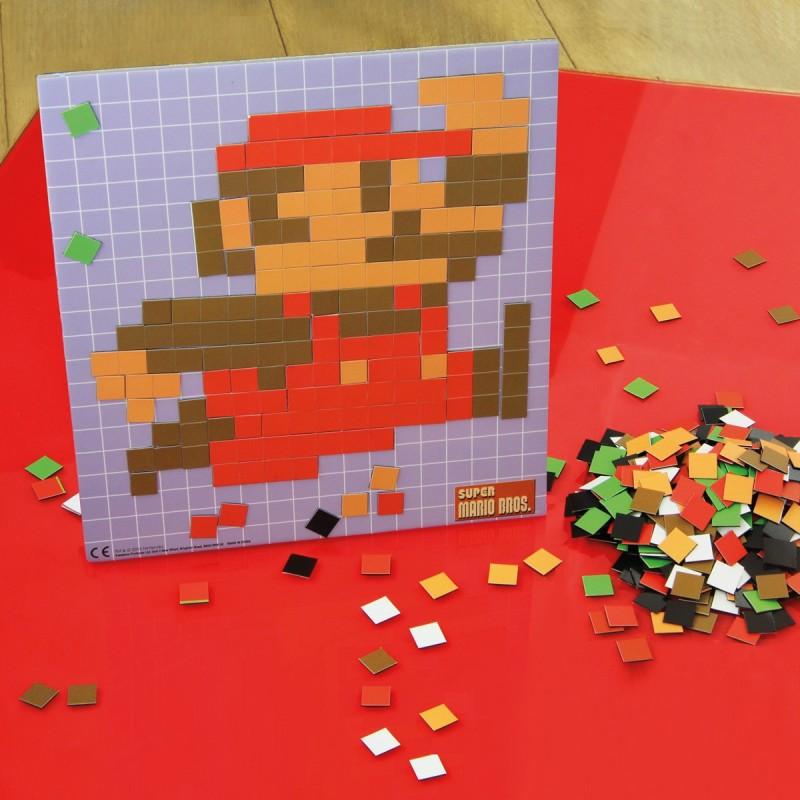 Super Mario Pixel Craft