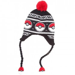 Cappello peruviano Pokeball