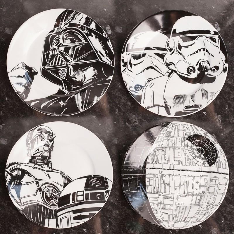 Piattini di Star Wars