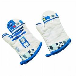 Guanti da forno R2-D2