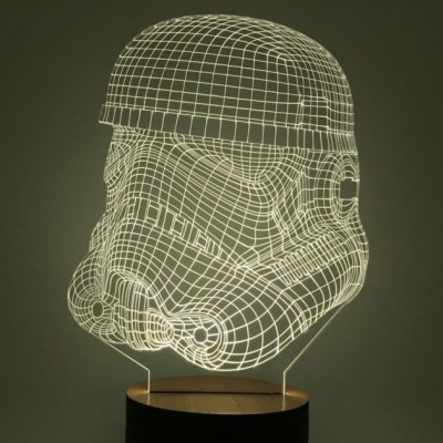 Light Art 3D – Stormtrooper