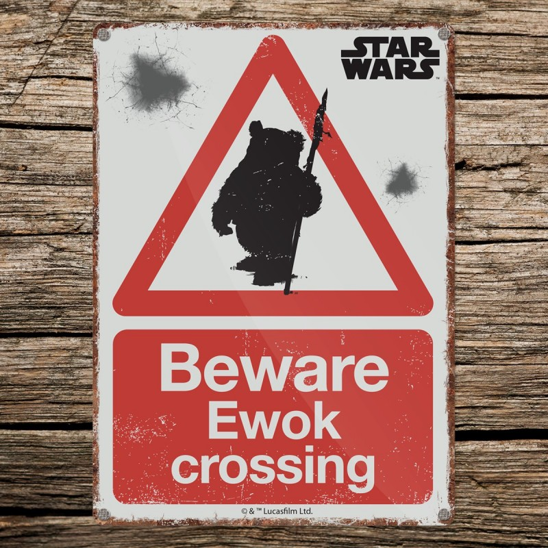 Targa Star Wars – Ewok