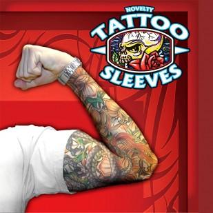 Maniche tatuate