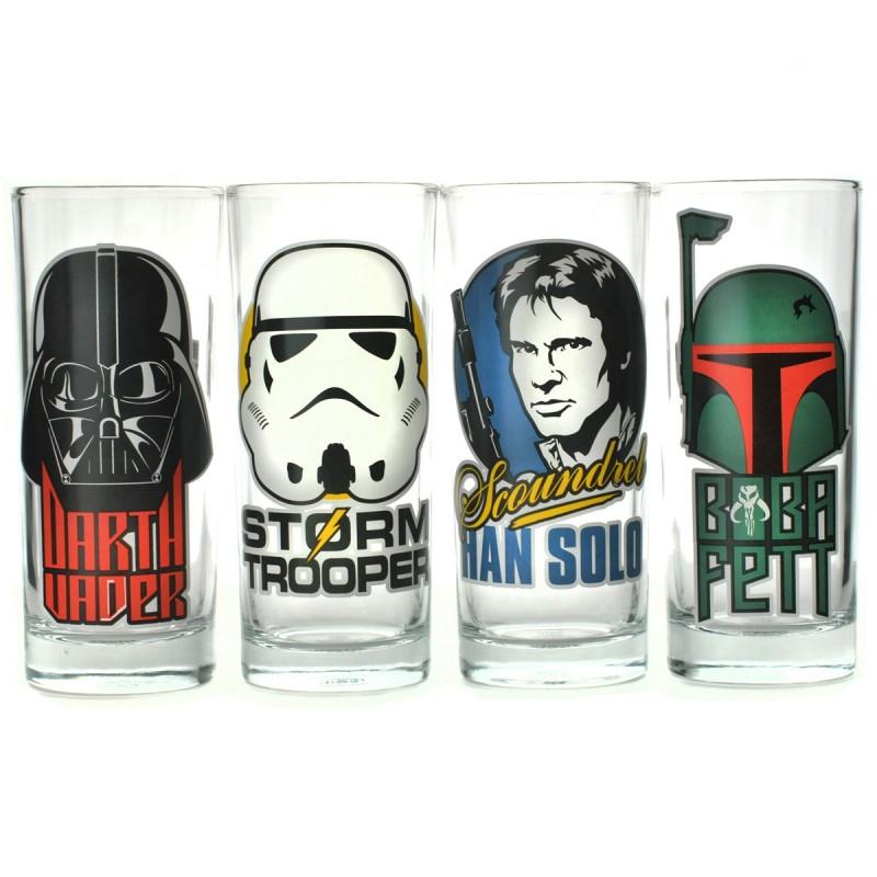 Bicchieri di Star Wars – serie 2