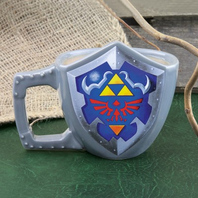 Mug 3D - Hylian Shield