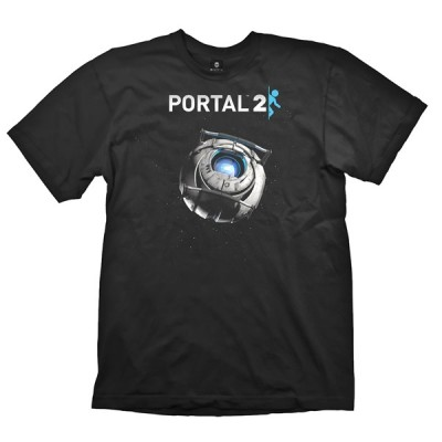 Maglietta Portal - Wheatley in Space