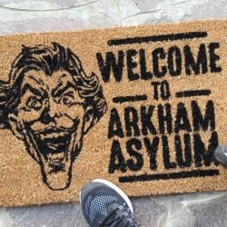 Zerbino Joker Arkham Asylum