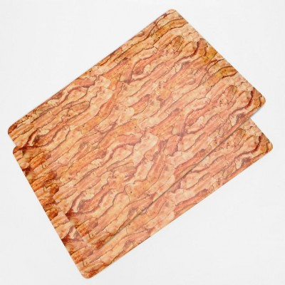 Tovagliette Bacon (set da 4)