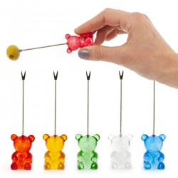 Forchettine Gummy Bear